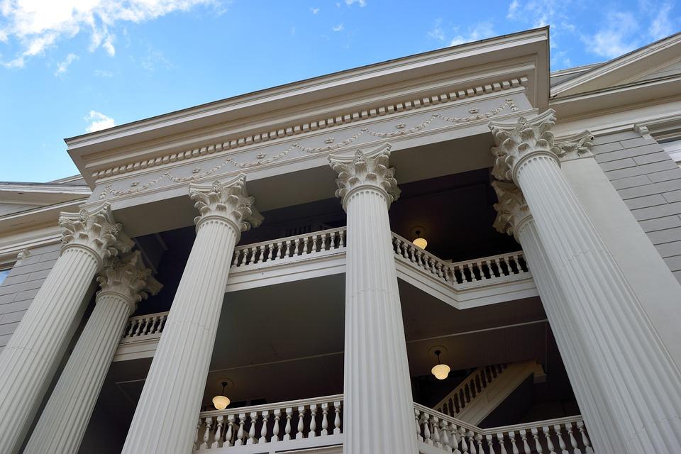 Building, Architecture, Design, Historic, Facade