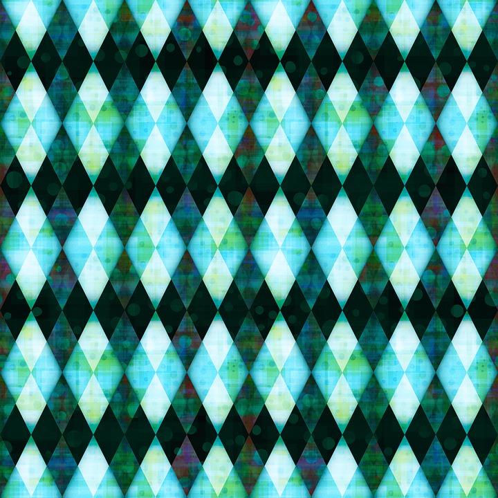 Mosaic, Geometric, Design, Graphic, Pattern