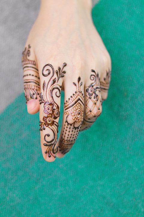 Hand, Henna, Mehndi, Art, Fashion, Design, Tattoo