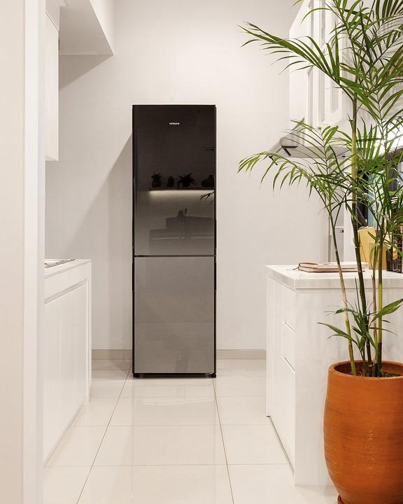 Refrigerator, Architecture, Design, Home, Appliance