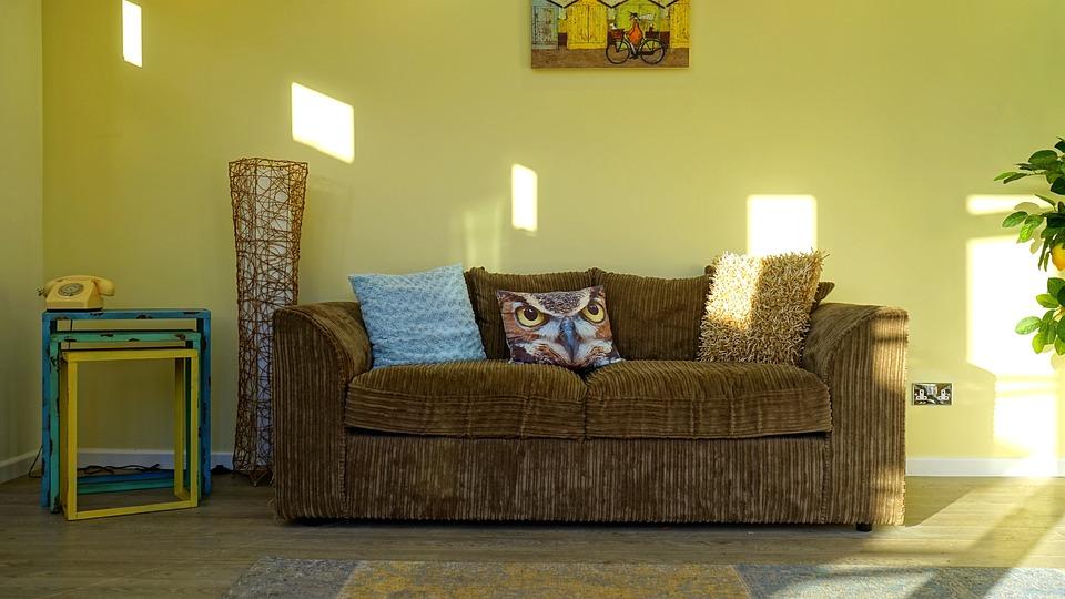 Home, Interior, Room, House, Furniture, Design, Decor