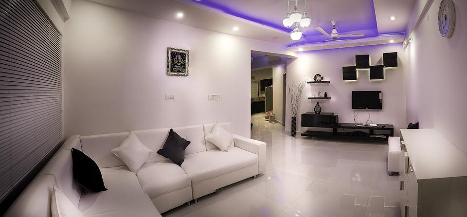 Hall, Apartment, Interior, Design, Modern, Home, Room