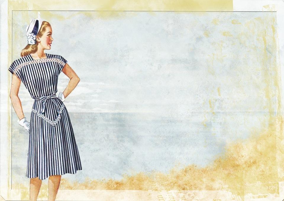 Free Photo Design Lady Fashion Vintage Beauty Background