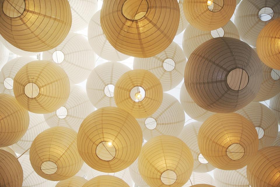 Lantern, Background, Decoration, Light, Design, Mood