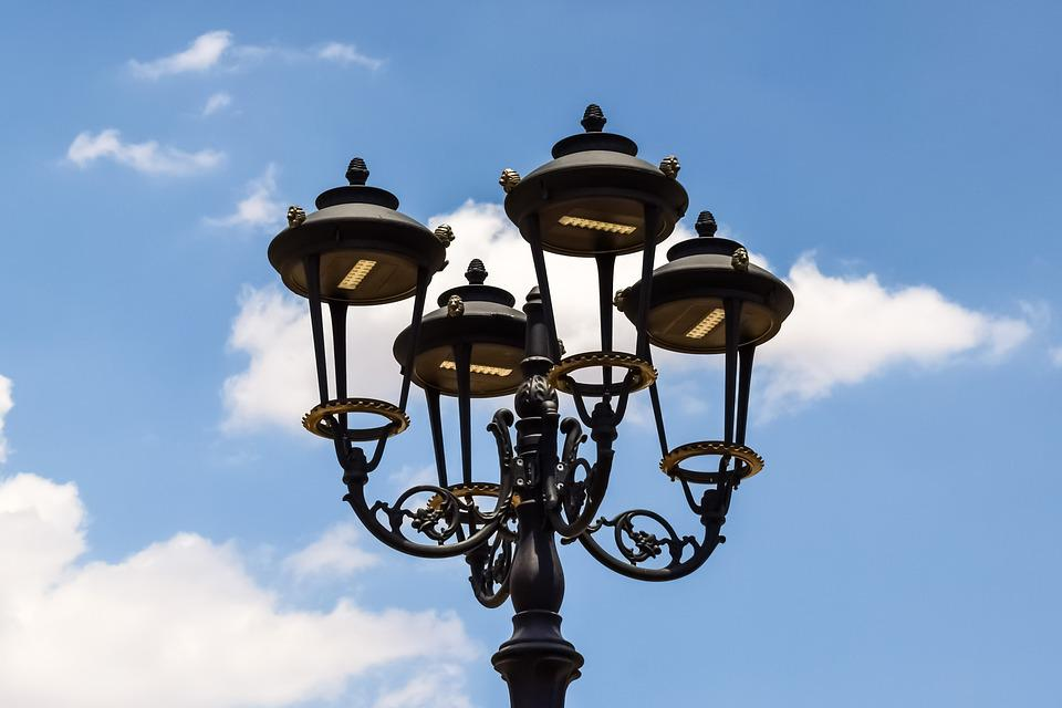 Lamps, Light, Elegance, Design, Decorative