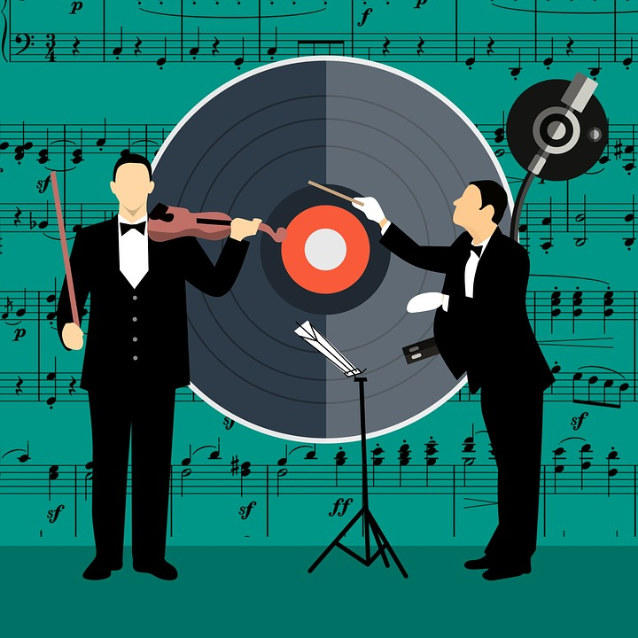 Design, Music, Orchestra, Maestro, Symphony, Suit