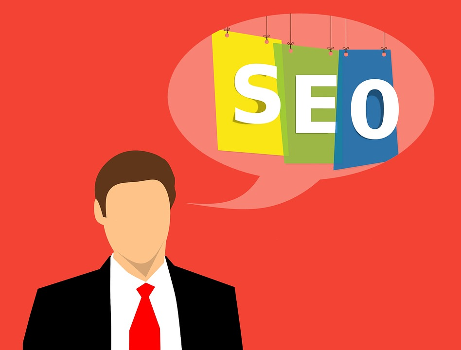 Seo, Marketing, Strategy, Content, Design, Man