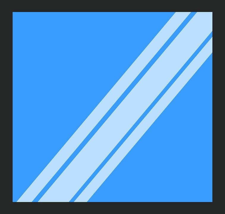 Window, Reflection, Glass, Design, Free Image, Blue