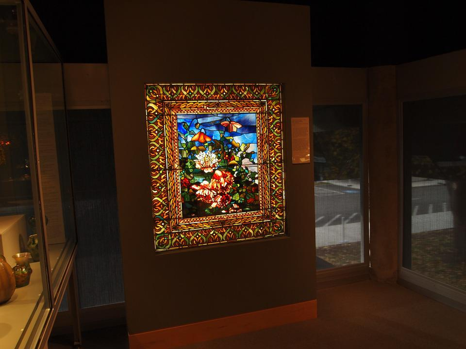 Stain Glass, Art, Stained, Pattern, Colorful, Design