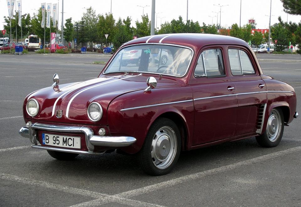 Old, Car, Retro, Design, Old-fashioned, Vintage