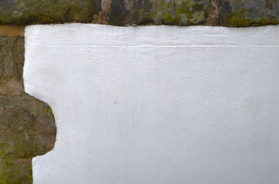 Wall, White, Background, Architecture, Design, Painted