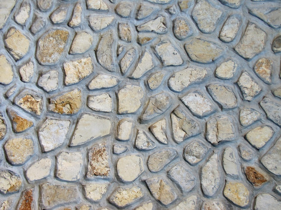 Stones, Texture, Wall, Wall House, Design, Decor