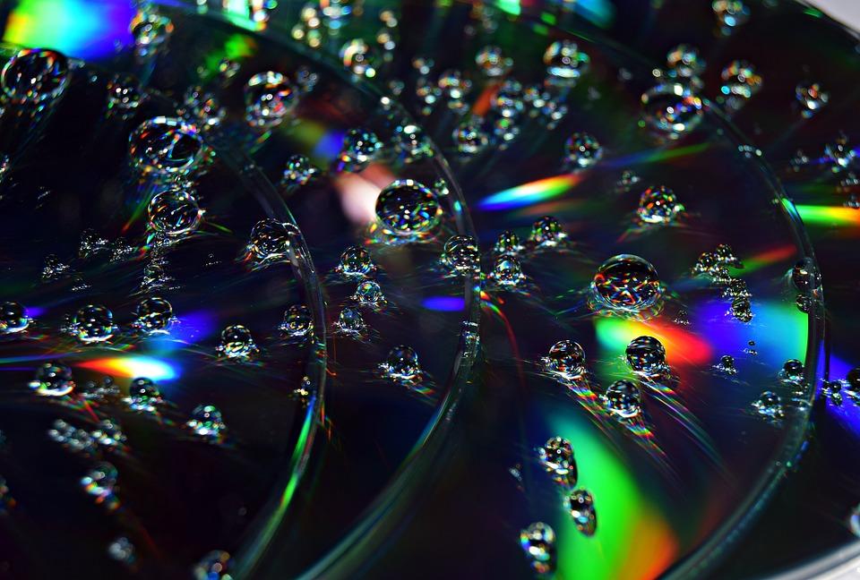 Drops, Colors, Water, Liquid, Blue, Design, Texture