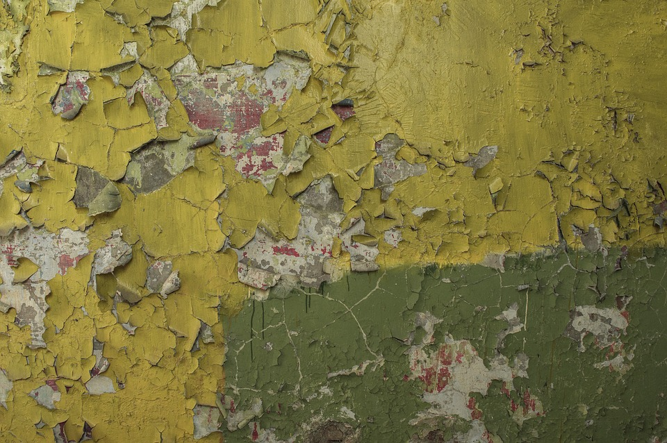 Free photo Design Yellow Green Paint Wall Texture House Old - Max Pixel