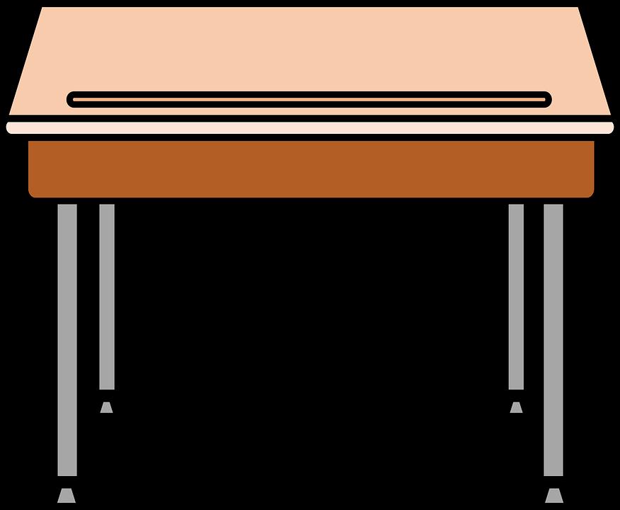 Desk, Education, School, Student Desk