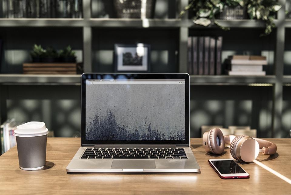 Background, Blank, Computer, Connection, Desk, Desktop