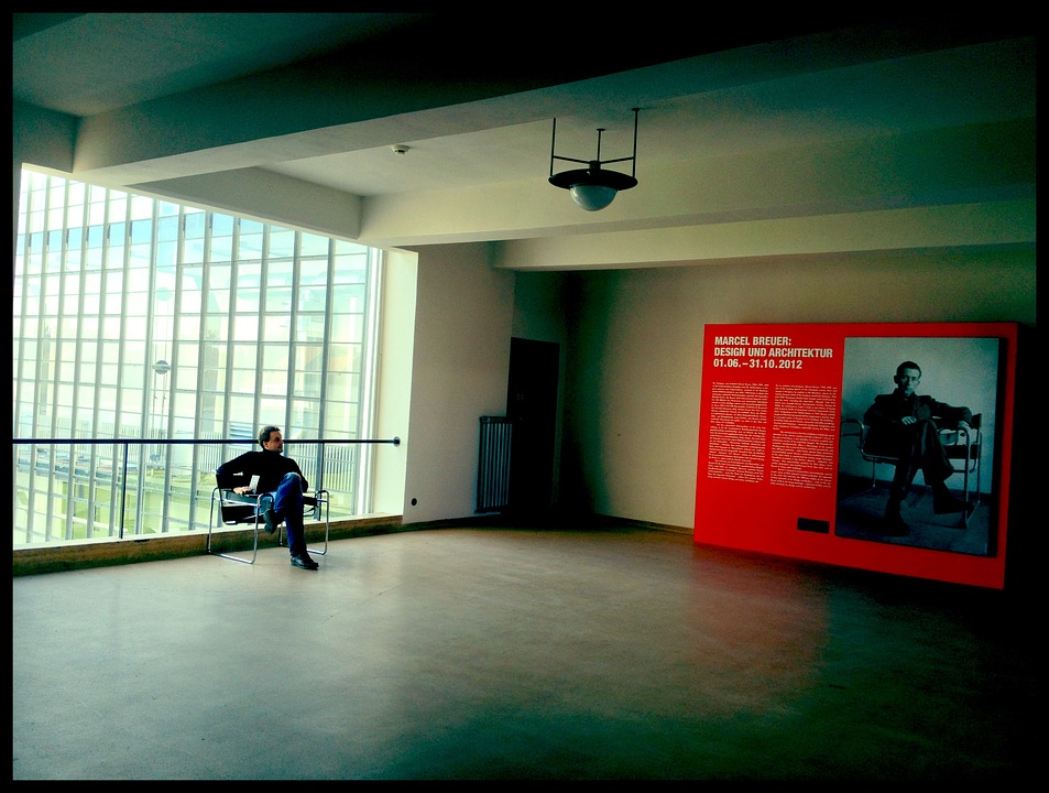 Bauhaus, Dessau, Germany, Architecture, Gropius