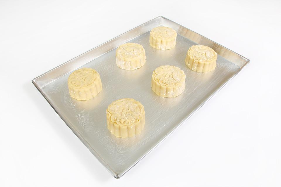 Make Food, Bread, Moon Cake, Dessert, Bakery, Baking
