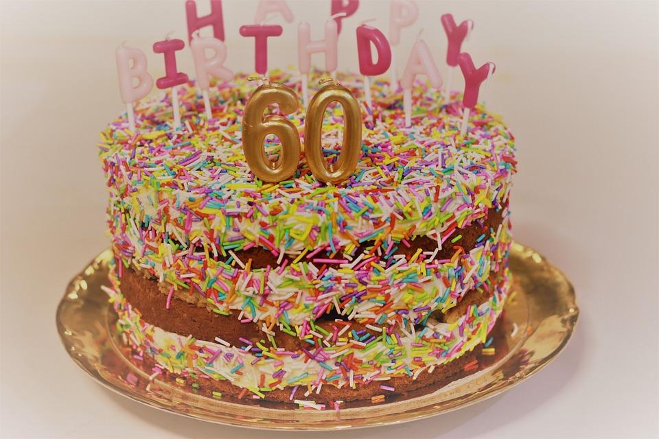 Cake, Birthday Cake, Dessert, Celebration, Delicious