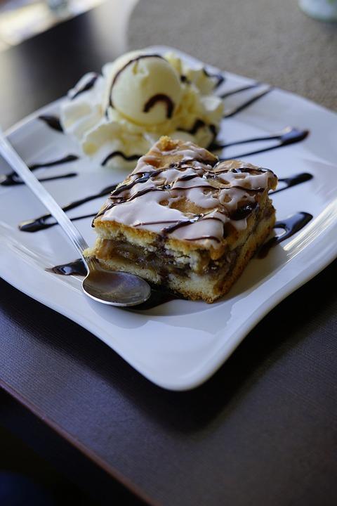 Apple Pie, Dessert, Cake, Pie, Food, Sweet, Apple