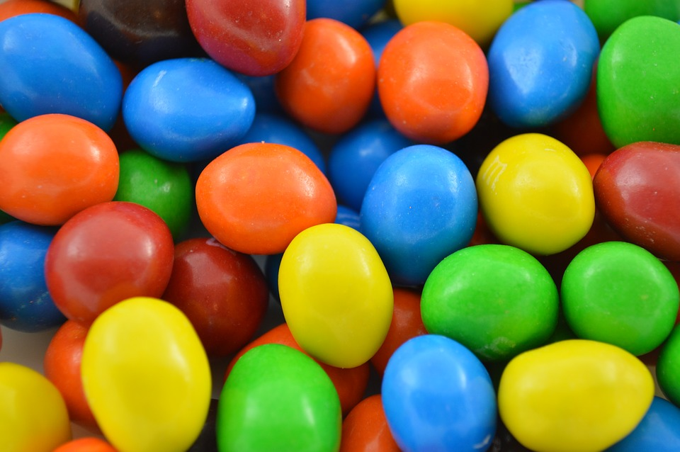 Colorful, Candy, Sugar, Food, Sweet, Delicious, Dessert