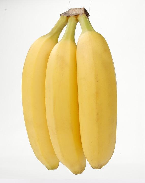 Fruit, Banana, Food, Healthy, Desserts