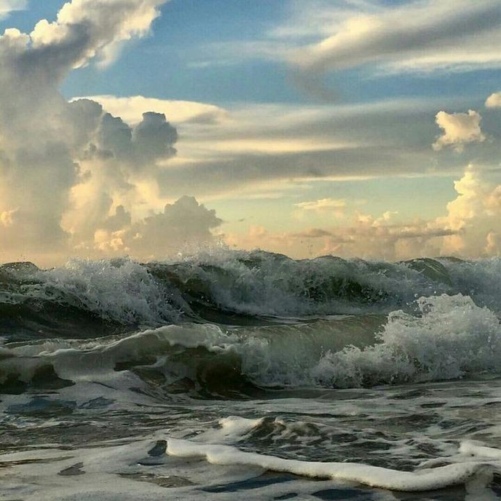 Sea, Waves, Travel, Ocean, Trip, Destination, Paradise