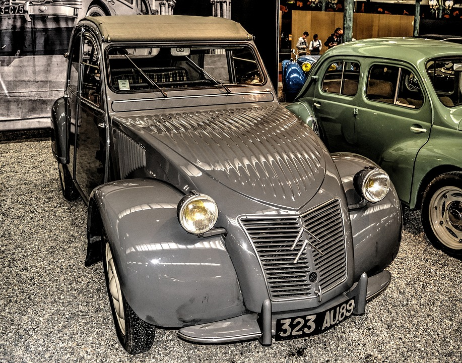 citroen 2cv zero technology