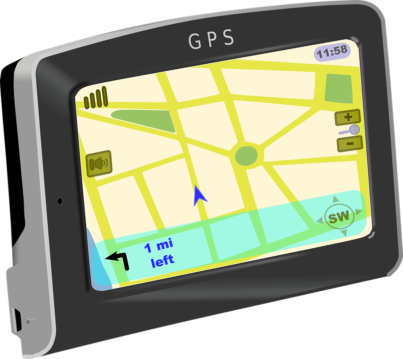 Gps, Navigation, Garmin, Device, Longitude, Latitude