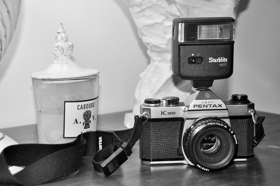 Picture, Camera, Black And White, Digital, Device