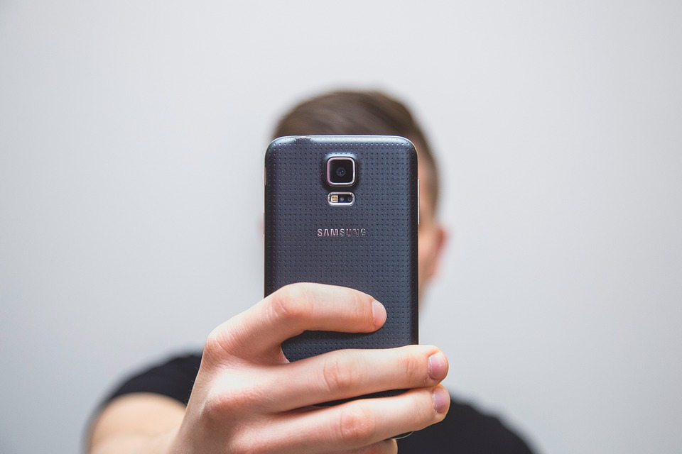 Selfie, Portrait, Phone, Mobile, Device, Smartphone