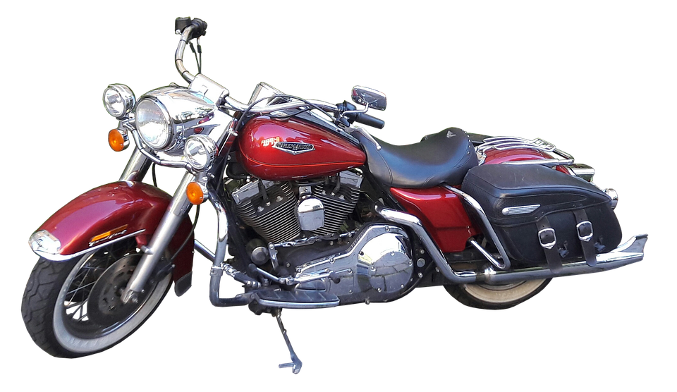 Free Photo Devidson Harley Devidson Red Motorcycle Harley Hd Max Pixel