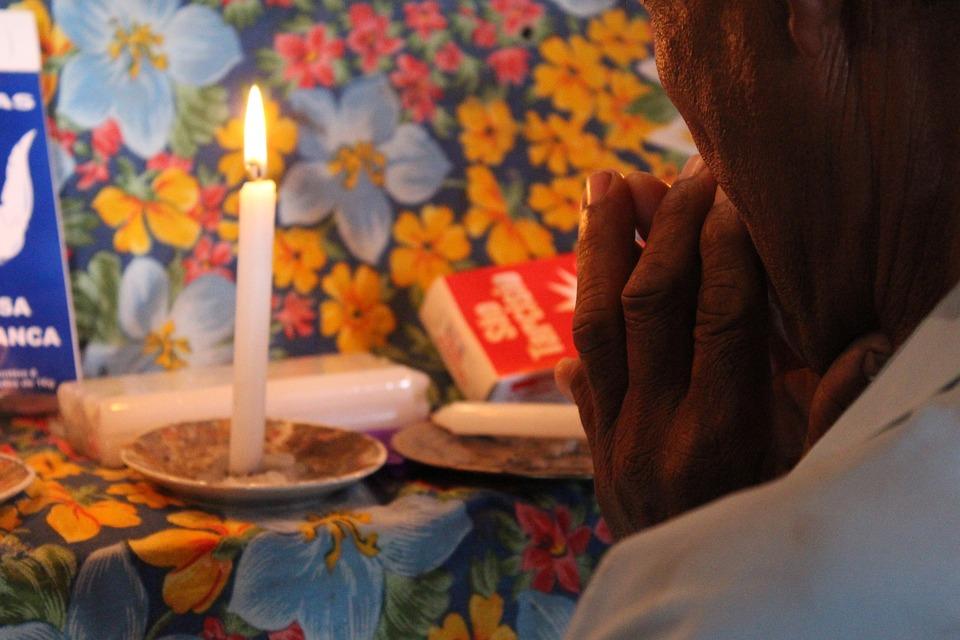 Faith, Devotion, Hand