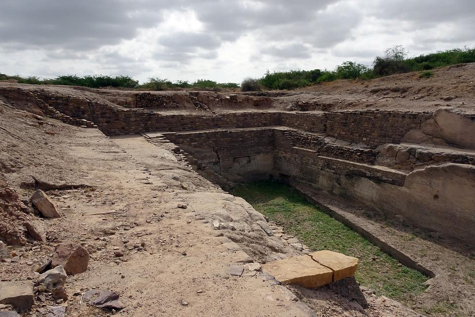 Dholavira, Archaeological Site, Excavation