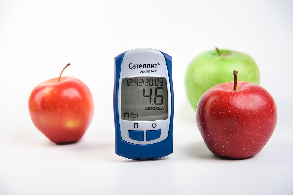 The Meter, Red Apple, Diabetes, Satellite Express