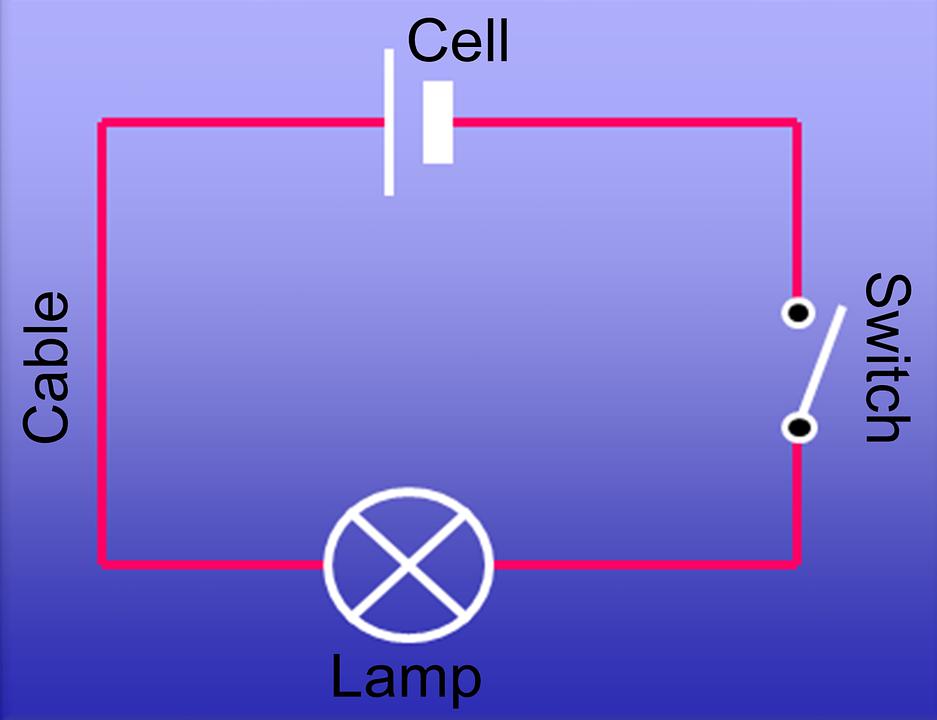 Circuit, Diagram, Electronic, Science, Design