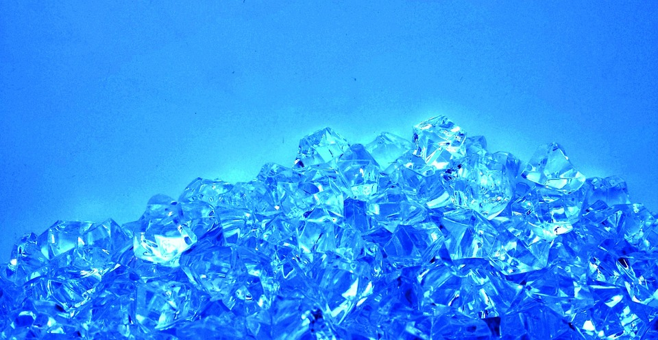 Diamond, Blue, Shiny, Shine, Color, Bright, Crystal