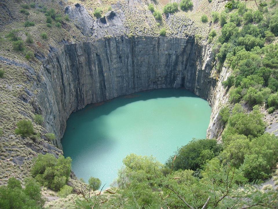 Kimberley, Diamond, Mine, South Africa, Northern, Cape