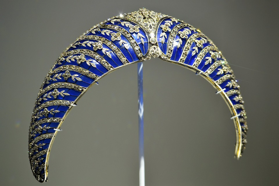Crown, Diamonds, Jewelry, Design, Princess, Decoration