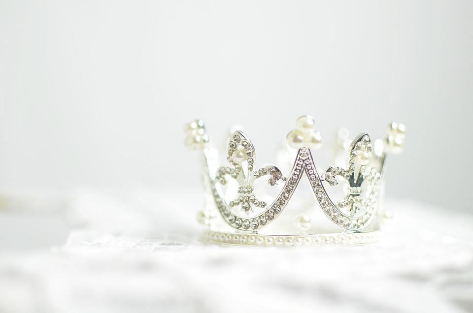 Bright, Crown, Crystals, Diamonds, Gems, Glisten