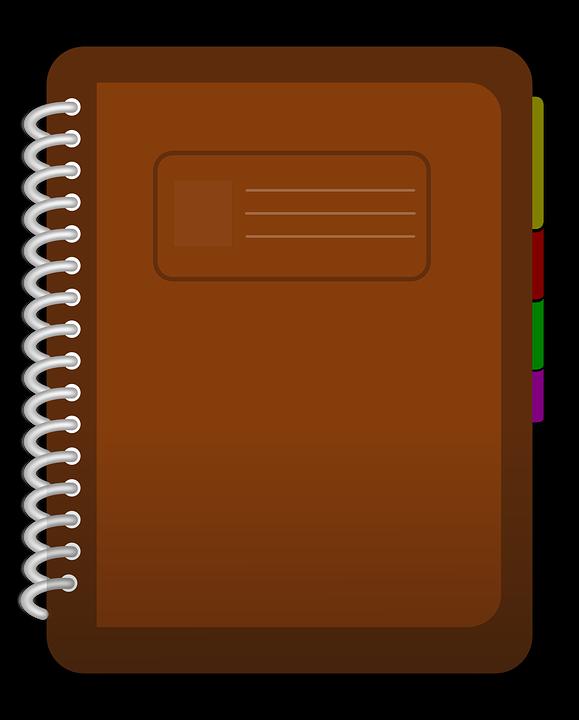 Journal, Book, Diary, Log, Marker, Spiral, Student