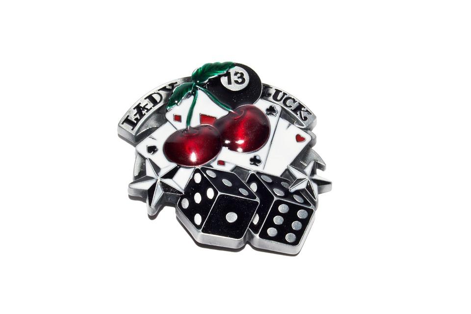 Charo, Buckles, Dice, Poker