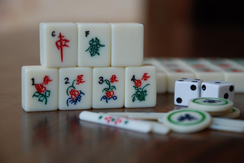Free photo Dice Mahjong Board Games Games Gambling - Max Pixel