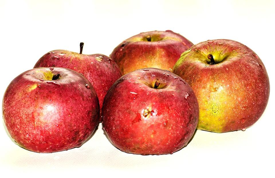 Apple, Apples, Close Up, Close-up, Diet, Food, Fruit