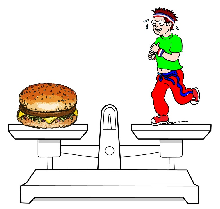 Weight Loss, Scale, Diet, Balance, Exercise, Diabetes
