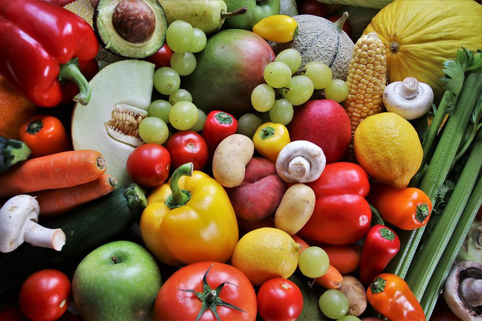 Fruit, Vegetables, Detox, Diet, Food, Eat, Vegan