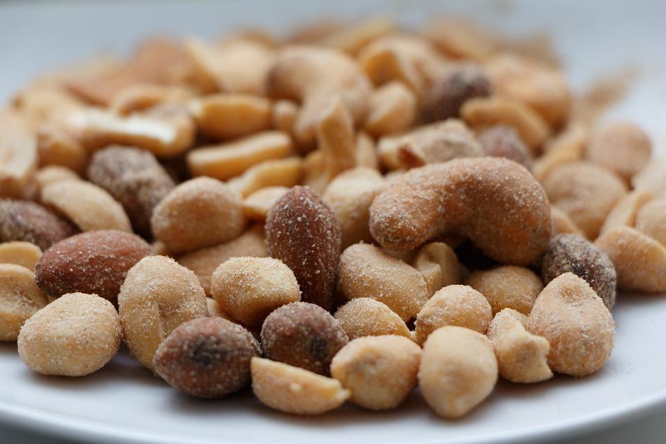 Food, Healthy, Nutrition, Diet, Refreshment, Nut, Tasty