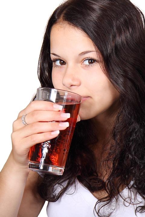 Beverage, Cute, Diet, Drink, Female, Fresh, Girl, Glass