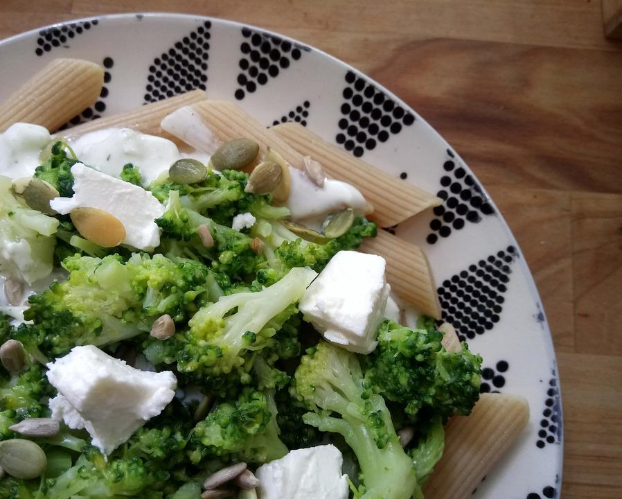 Phot, Diet, Broccoli, Pasta, Penne, Recipe, Health