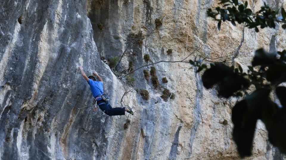 Escalation, Difficulty, Rock